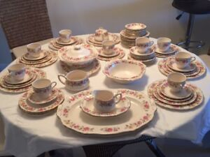 Antique Dinnerware set - Alfred Meakin - Original