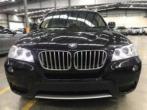 2011 BMW X3 F25 xDrive28i Steptronic Black 8 Speed Automatic Wagon Port Melbourne Port Phillip Preview