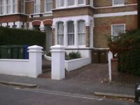 two bedroom furnished ground floor flat in East Dulwich SE22