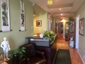 Rental Space available at Downtown Acupuncture Clinic