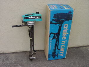 Cruise 'n carry The 12-lb. Outboard for Sale in Tacoma, WA ...