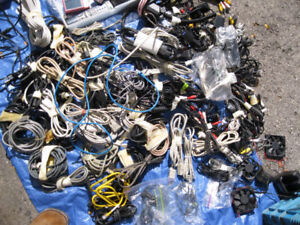 computers cables
