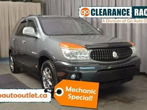 2003 Buick Rendezvous CXL All-wheel Drive