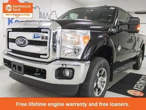 2016 Ford F-350 LARIAT DIESEL, LEATHER ROOF ,NAV!!