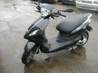 2014 Piaggio Fly Scooter