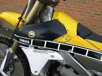 YAMAHA YZF 450 2014 FUEL INJECTION MX MOTOCROSS OFFROAD BIKE
