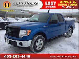 2014 Ford F-150 XLT  SuperCab 6.5-ft