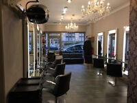 Leasehold For Sale on Established Salon