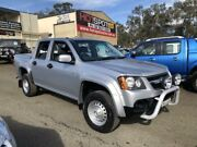 2009 Holden Colorado RC MY09 LX Silver 5 Speed Manual 4D UTILITY Greystanes Parramatta Area Preview