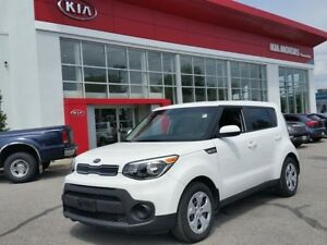 2017 Kia Soul LX at BLUETOOTH 16 WHEELS ABS