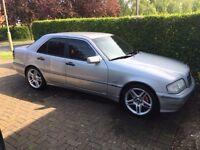 """Mercedes alloys 18"""" AMG x 4 - £300"""