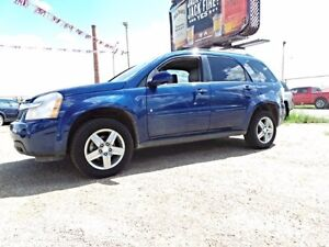 2008 Chevrolet EQUINOX LT For Sale Edmonton