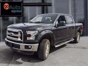 2015 Ford F-150 CREW 4X4 ACCIDENT FREE