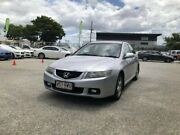2004 Honda Accord Euro Silver 5 Speed Sequential Auto Sedan Coopers Plains Brisbane South West Preview