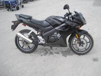 Preowned 2008 Honda CBR 125 for sale with 5016kms!