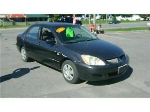 2004 Mitsubishi Lancer Gas Saver !