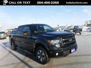 2014 Ford F-150 FX4 SUPERCREW 5.0L V8