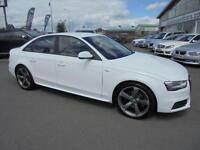 2013 Audi A4 2.0 TDI 177 Black Edition 4dr 4 door Saloon