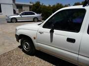 1999 Toyota Hilux Ute 2WD Dual Cab 2.7 5spd Man Tidy Ute Low kms Orange Orange Area Preview