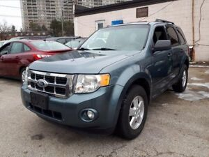 2010 Ford Escape XLT,CERTIFIED