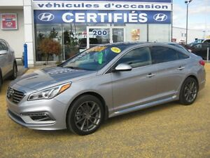 2015 Hyundai Sonata 2.0T ULTIMATE **Performance et technologie**