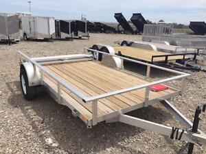6.5ft x 12ft Open Utility Trailer (ART6.5x12OUL) London Ontario image 2