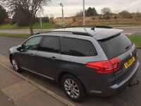 Citroen C5 1.6 HDi Airdream Diesel Estate 2010 year, cheap delivery anywhere in UK