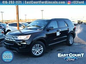 2019 Ford Explorer XLT|$129/wk|4x4|roof|heated seats|backup cam|