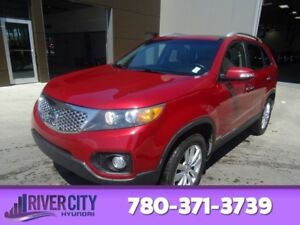 2011 Kia Sorento AWD EX LUXURY Leather,  Heated Seats,  Panorami