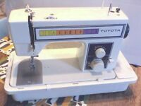toyota sewing machine model 222.