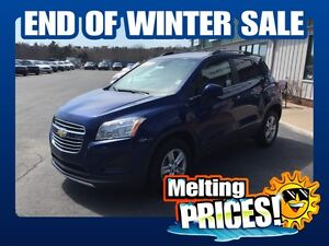 2016 Chevrolet TRAX/ MOON ROOF ( MASSIVE 10 DAY SALE! )