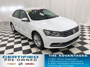 2018 Volkswagen Passat Trendline Plus - Heated Seats