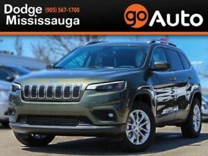 2019 Jeep Cherokee NORTH 4X4/COLD WEATHER GROUP/COMFORT AND CONV