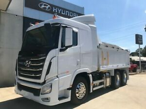 2021 Hyundai Xcient L520 6x4 Tipper Pooraka Salisbury Area Preview