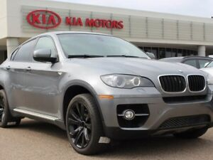 2012 BMW X6 400 HP TWIN TURBO!!! SUNROOF, HEATED/COOLED SEATS,