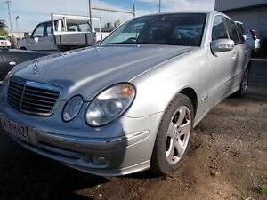 2002 Mercedes-Benz E-Class CDI CLASSIC Mount Louisa Townsville City Preview