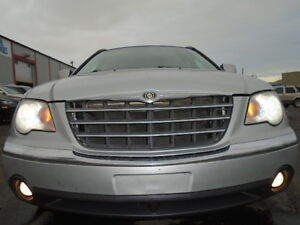 SOLD!!!!!!!!!!!!!2007 CHRYSLER PACIFICA 4.0 -AWD-LEATHER-AMAZING