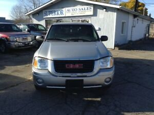 2004 GMC Envoy SLE Fully Certified!