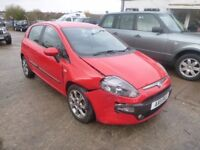 FIAT PUNTO - AX11EKJ - DIRECT FROM INS CO