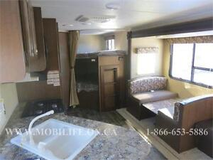 *CLEARANCE!*FAMILY TRAILER FOR SALE!*DOUBLE BUNKS*KEYSTONE* Kitchener / Waterloo Kitchener Area image 6