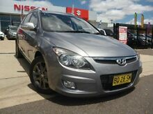 2012 Hyundai i30 FD MY12 CW SLX 2.0 Grey 4 Speed Automatic Wagon Phillip Woden Valley Preview