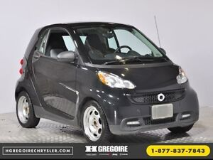 2013 Smart fortwo PASSION A/C TOIT PANO AUDIO PREMIUM ABS