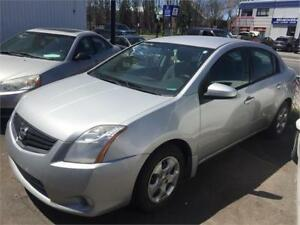Nissan Sentra 2010 $2950 finance maison dispo 514-793-0833