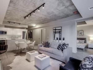Must See! 1 Bedroom + Den With Balcony At The Harlowe!