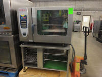 Rational Scc 102 with Stand