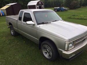V8 1991 s10 fully loaded