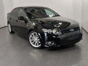 2013 Ford Falcon FG MkII XR6 Turbo Black 6 Speed Manual Sedan Elizabeth Playford Area Preview