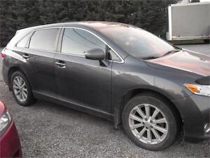 TOYOTA VENZA , 4 CYLINDRES, MAGS, TRES PROPRE 101000KM **10900$*