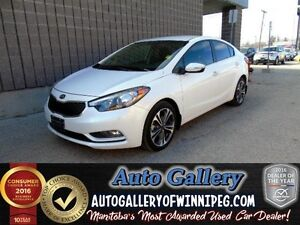 2016 Kia Forte EX *Only 9,501 kms!