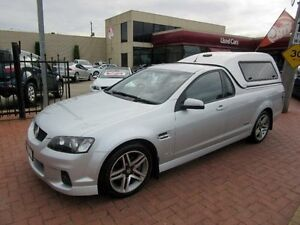 2011 Holden Commodore VE II SS Silver 6 Speed Manual Utility Hoppers Crossing Wyndham Area Preview